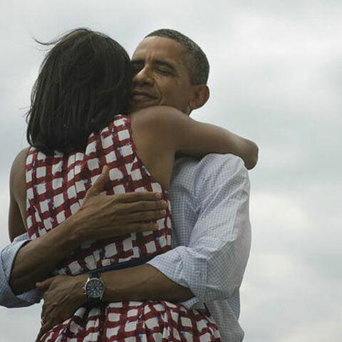 Barack et Michelle Obama, le triomphe de l'amour
