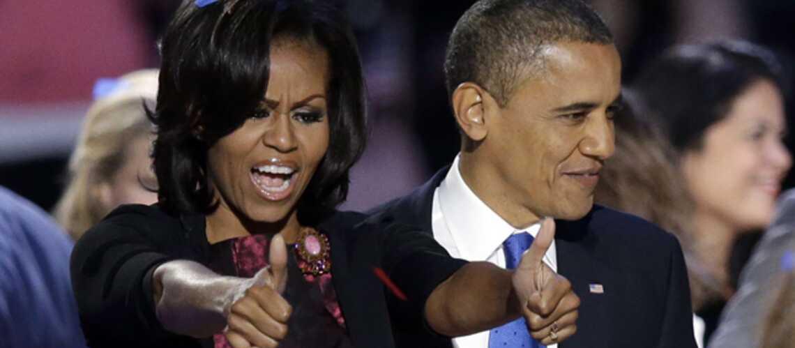 Michelle Obama: le look de la victoire