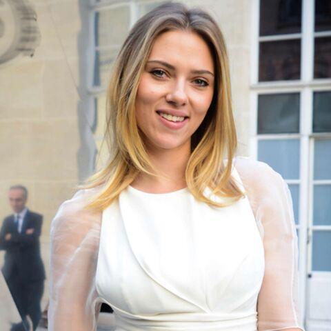 Scarlett Johansson: Paris dans la peau