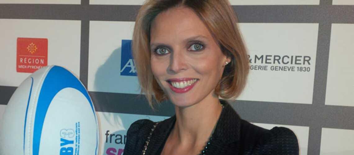 Sylvie Tellier dans la mêlée de la 60e cérémonie des oscars Midi Olympique