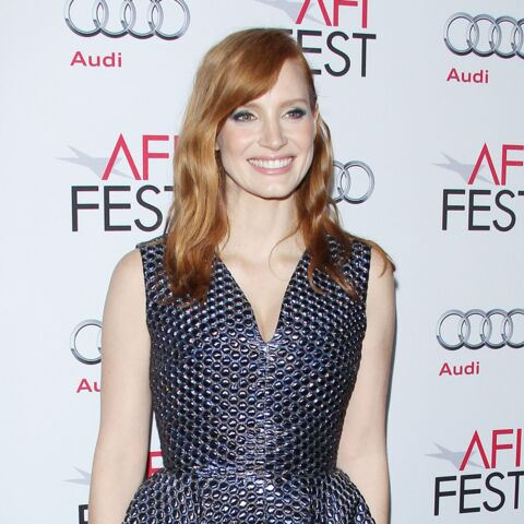 T'as le look… Jessica Chastain!