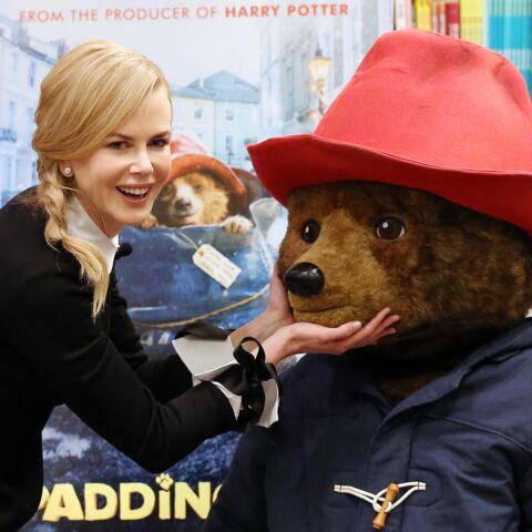 Nicole Kidman, atelier lecture avec l'Ours Paddington