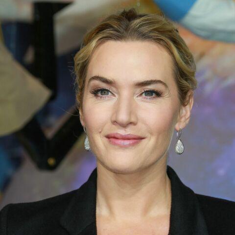 Kate Winslet illumine les vitrines du Printemps