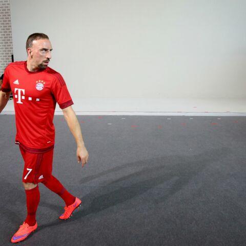 Franck Ribéry demande 1,5 millions de dollars à CNN