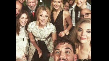 Jennifer Lawrence: un nouveau selfie pour la postérité