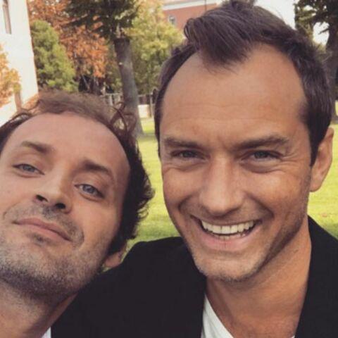 Augustin Trapenard, le sosie français de Jude Law