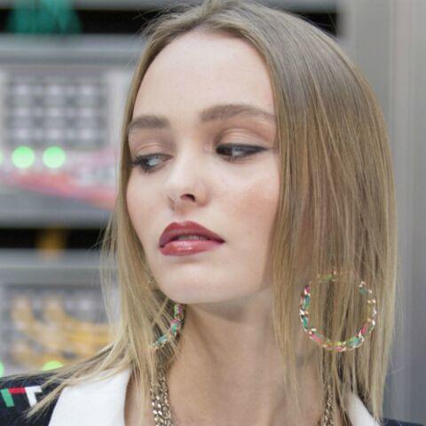 PHOTOS – Lily-Rose Depp comme on la voit rarement: au naturel et sans maquillage
