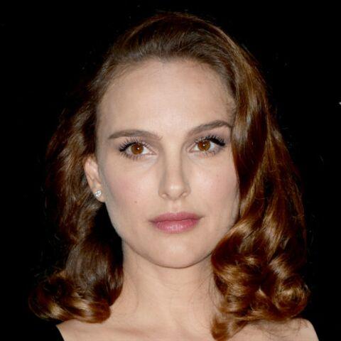 PHOTOS – Natalie Portman, très enceinte et sublime en robe noire moulante