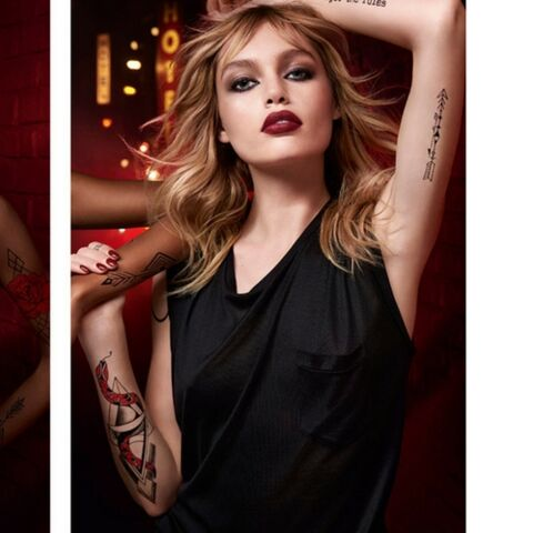 MAQUILLAGE: adoptez le rouge mat pour des lèvres tendance
