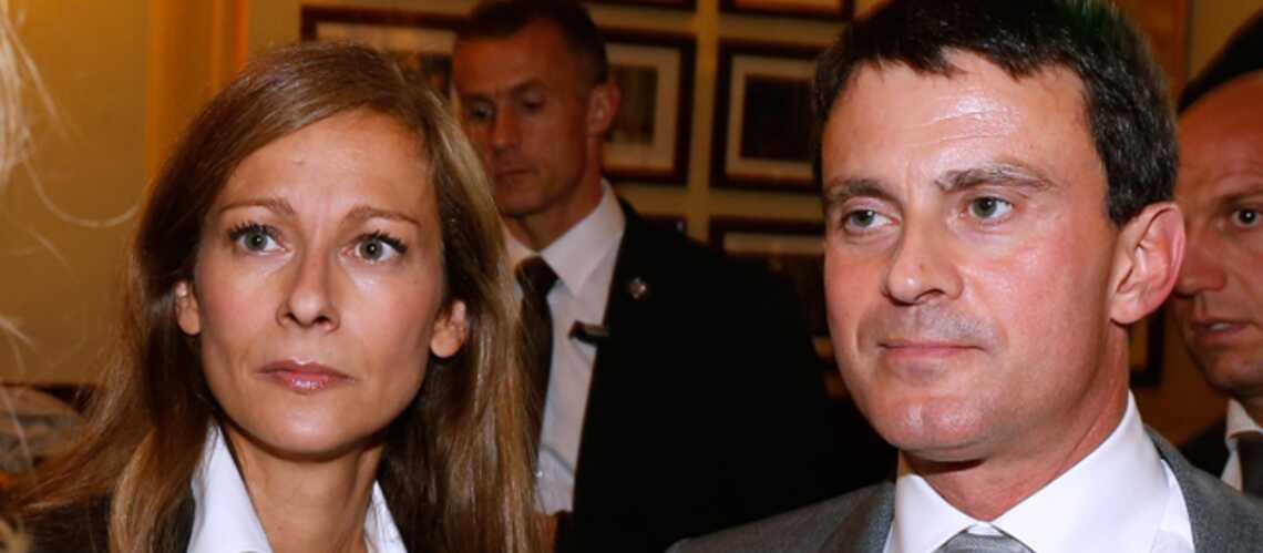 Manuels Valls, Anne Gravoin: un couple très mondain