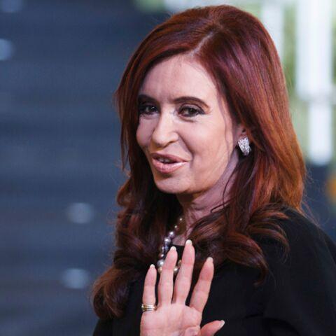 Cristina Kirchner est immobilisée pour un mois