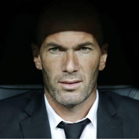 Zinedine Zidane apporte son soutien à Jules Bianchi