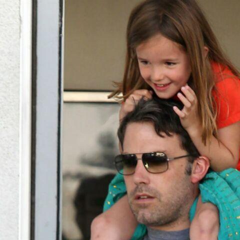 PHOTOS – Ben Affleck et ses filles: une très jolie complicité