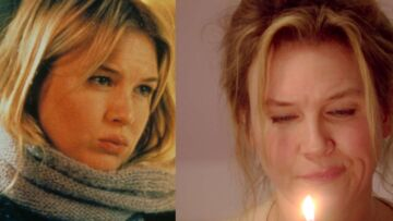 PHOTOS – Renée Zellweger, 15 ans d'évolution physique à travers Bridget Jones