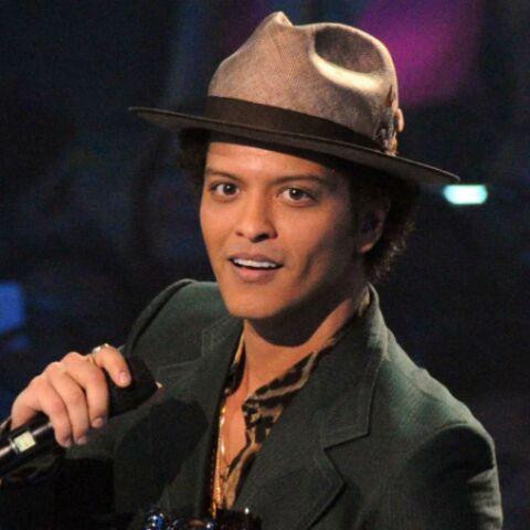 Bruno Mars star du prochain Super Bowl