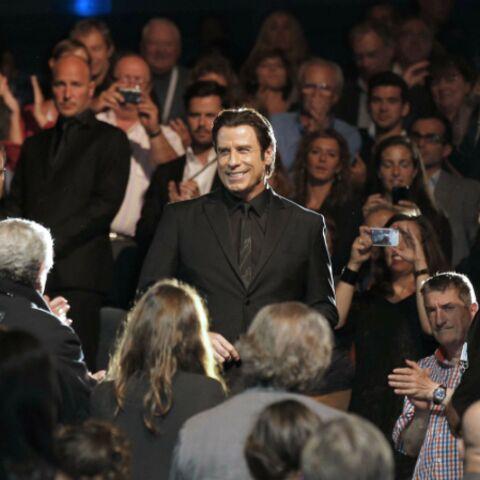 Photos- John Travolta à l'honneur au Festival de Deauville
