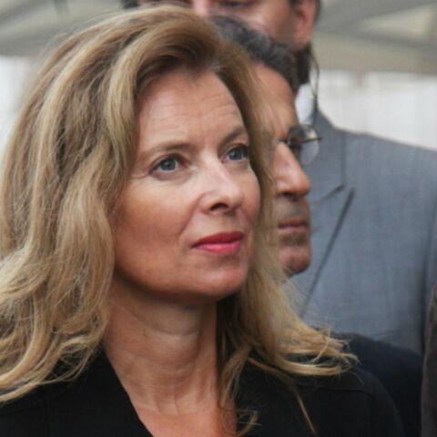 Valérie Trierweiler solidaire des journalistes enlevés en Syrie