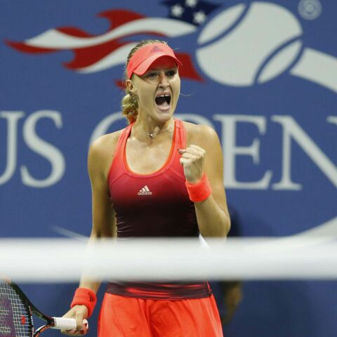 US Open: Kristina Mladenovic poursuit son rêve américain