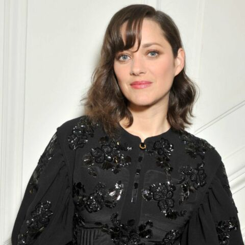 Photo – Marion Cotillard version blonde platine