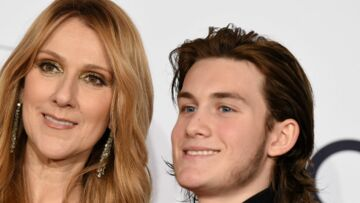 PHOTOS – René-Charles, le fils de Céline Dion, a presque volé la vedette à sa mère aux Billboards Awards