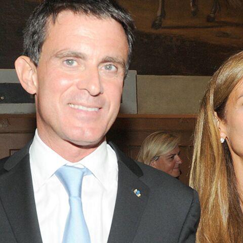 Photos – Manuel Valls et Anne Gravoin, main dans la main pour «La Bohème»