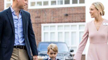 PHOTOS – Prince George: son institutrice, Helen Haslem, crée le buzz en portant une robe similaire à celle de Kate Middleton