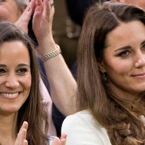 Pippa, très proche de sa soeur Kate Middleton pour sa difficile 3e grossesse