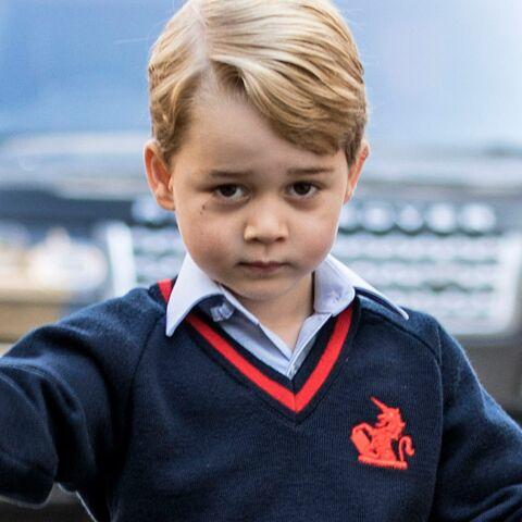 Le prince George n'aura aucun traitement de faveur, a promis le directeur de son école