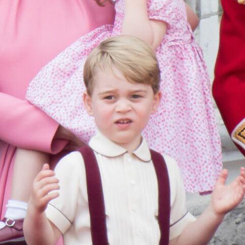 """A l'école, le prince George n'aura pas de """"meilleur ami""""…"""