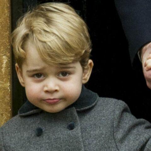 Le prince George fait sa rentrée chez les grands: découvrez son école