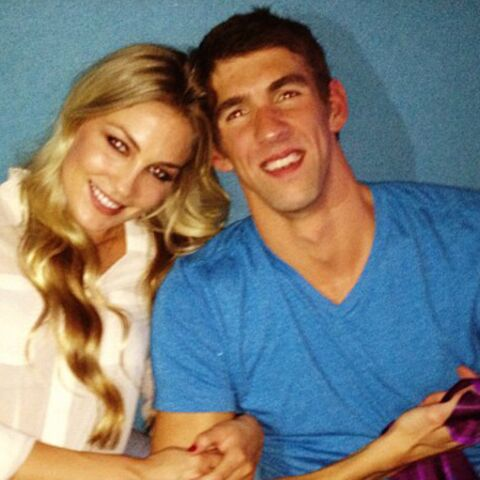 De l'or pour mademoiselle Michael Phelps
