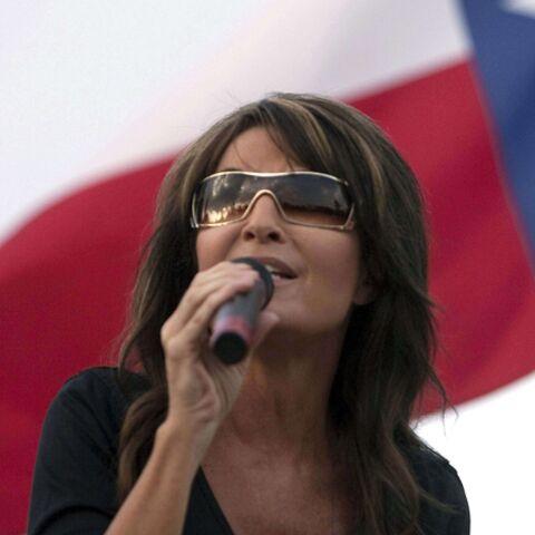 Sarah Palin, superwoman