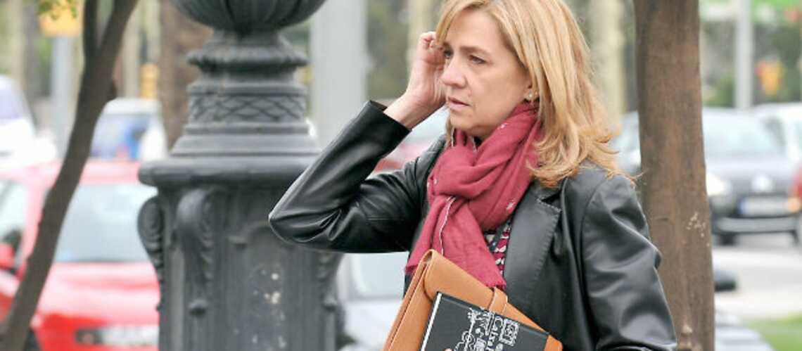 L'infante Cristina quitte l'Espagne sans son mari