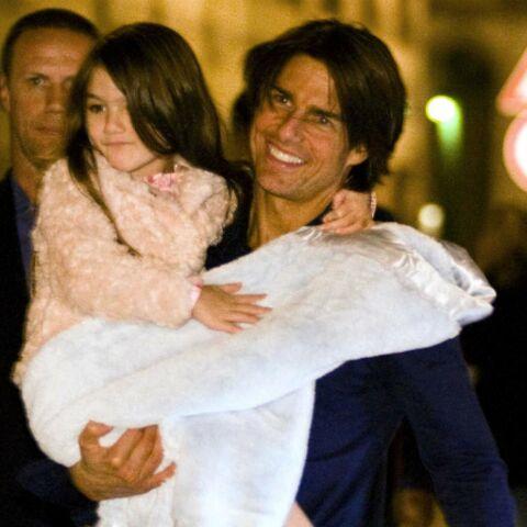 Tom Cruise se défend d'être un père absent pour Suri