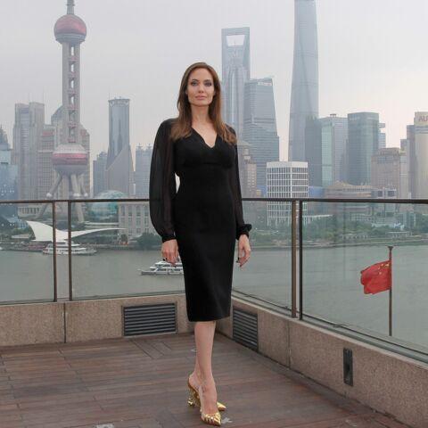 Glissez-vous dans les chaussures maléfiques d'Angelina Jolie