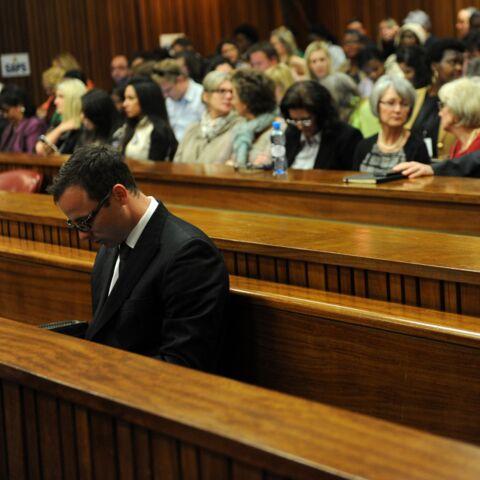 Oscar Pistorius au dernier jour de son procès