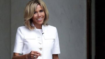 PHOTOS – Comment Brigitte Macron fait triompher les marques françaises à New-York