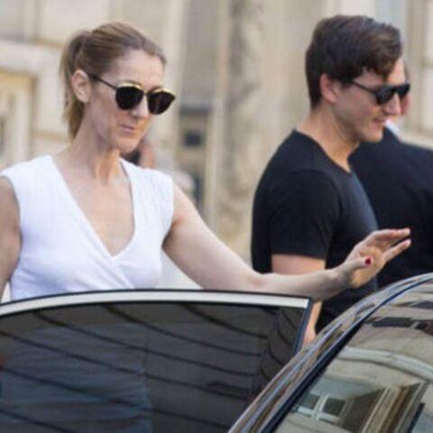 PHOTOS – Céline Dion: superbe en total look blanc pour une sortie avec Pepe Munoz