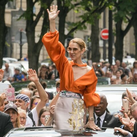 """VIDEO – Céline Dion: elle visite l'exposition Dior aux Arts Déco, """"c'est une grande déception que ce ne soit pas mon dressing"""""""