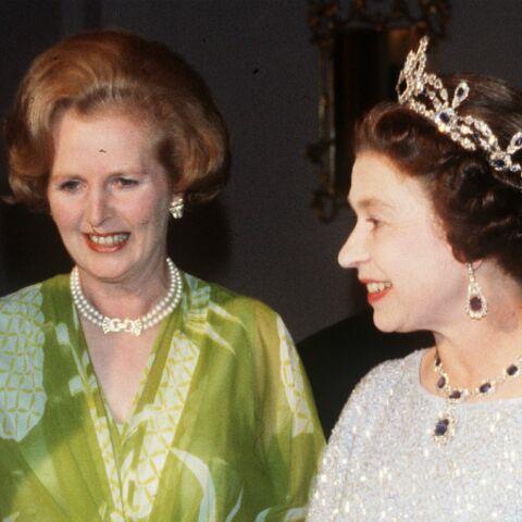 Elizabeth II et Margaret Thatcher: le face à face de légende entre deux femmes de caractère