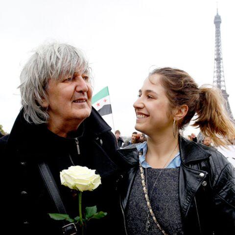 Les Higelin père et fille soutiennent Anne Hidalgo