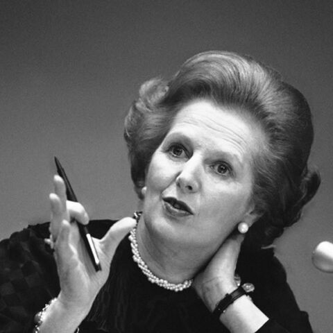 Photos – Margaret Thatcher, une vie de fer