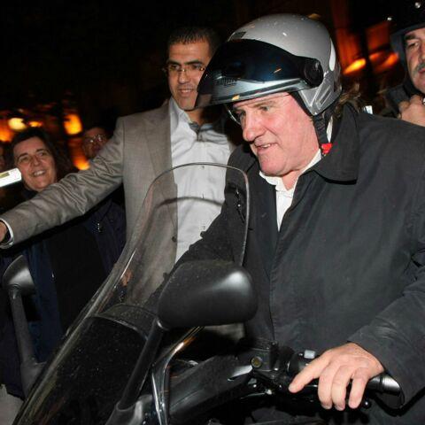 Gérard Depardieu échappe à la suspension de permis