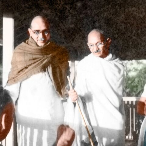 Gandhi, son amant secret