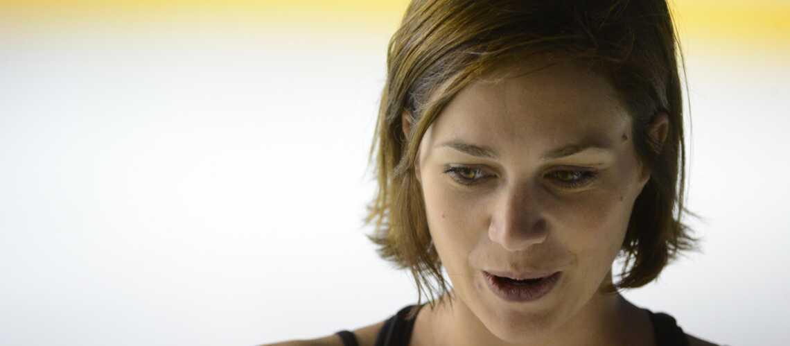 Nathalie Péchalat: des adieux qui ne laissent pas de glace