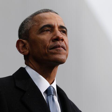 Barack Obama pleure pour ses filles