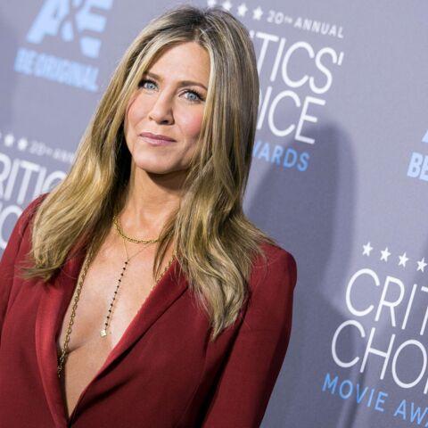 Dans la boîte à bijoux de Jennifer Aniston