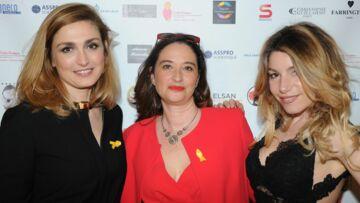 Julie Gayet et Lola Marois sexy pour la bonne cause