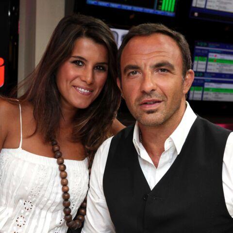 Nikos Aliagas félicite Karine Ferri pour la naissance de son «petit prince»