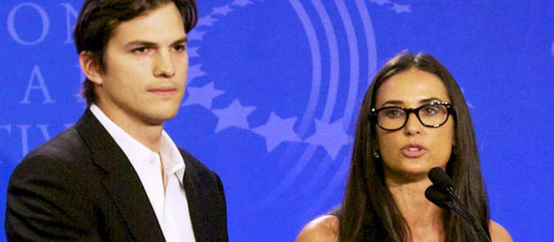 Ashton et Demi: Hollywood, ce mouchoir de poche